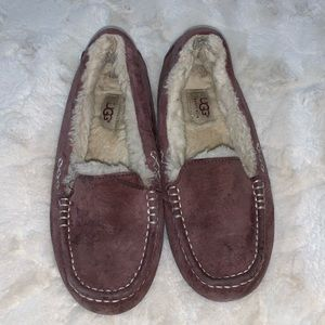 Ugg | Ansley | Wool | Slippers